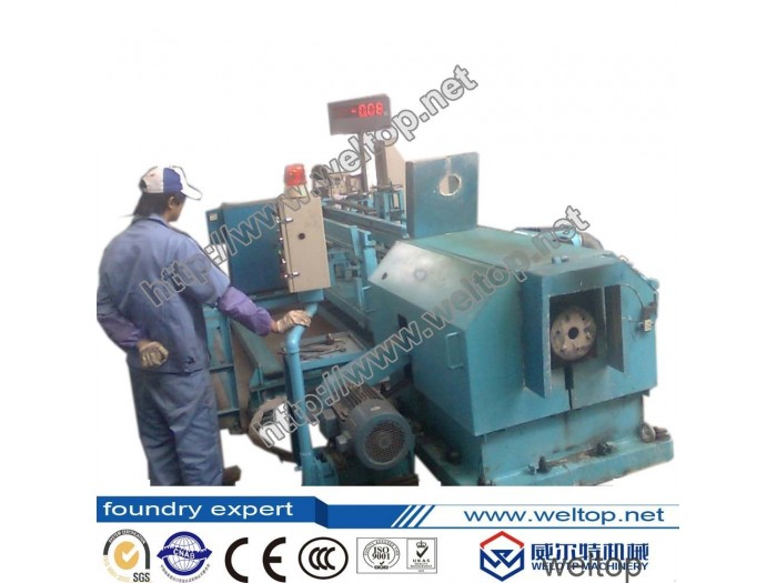 Single-Station Fully Automatic Centrifugal Casting Machine