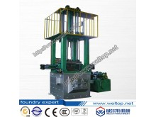 J453 low-press die casting machine