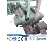 Two-station Fully Automatic Centrifugal Casting Machine
